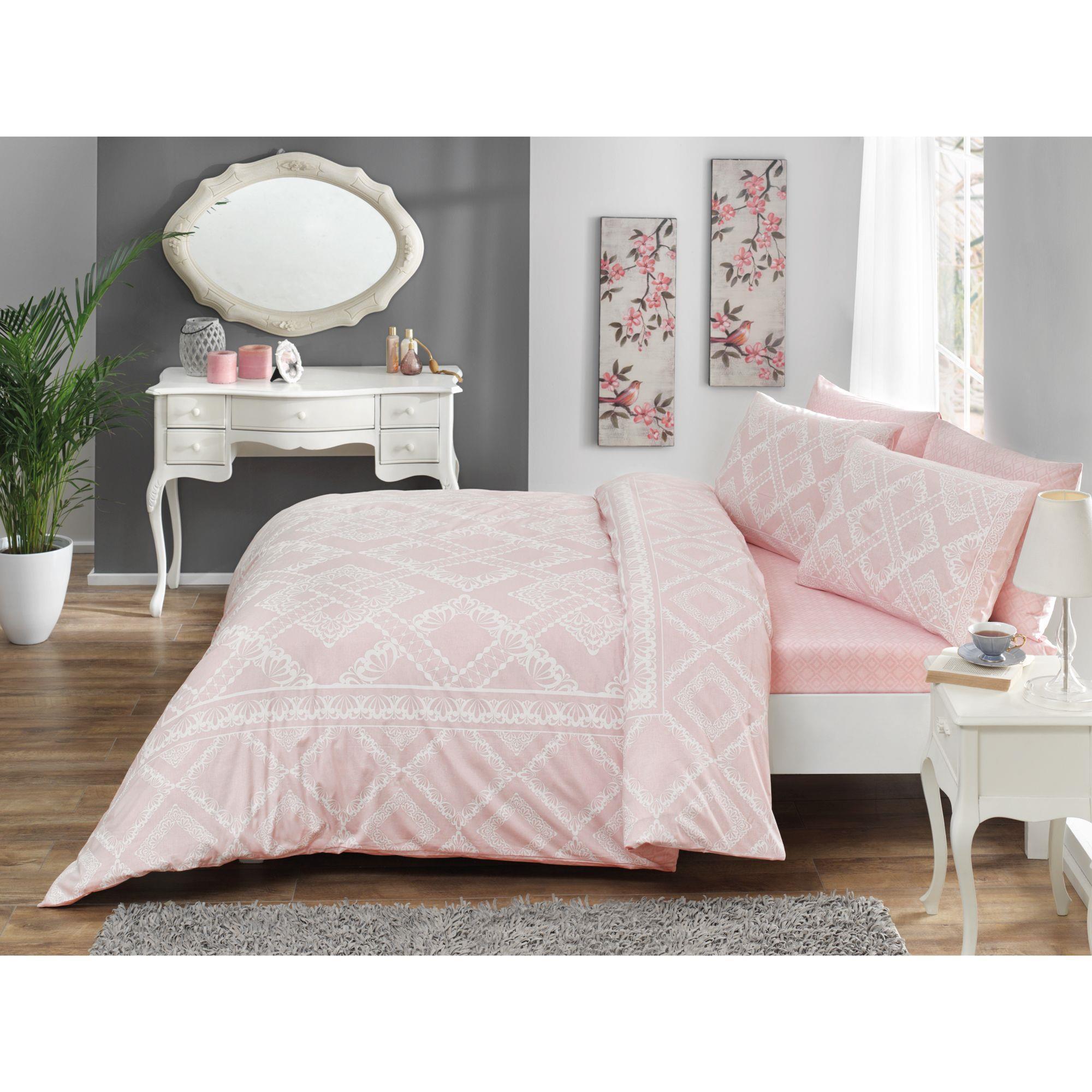 Set KING TAC Deluxe Bella - Pink
